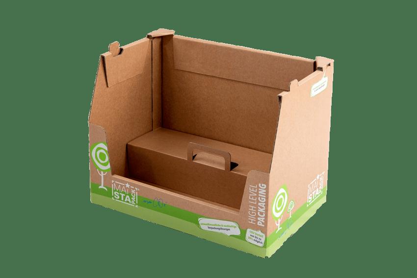 Maistapack Handversion mit integrierter Stufe