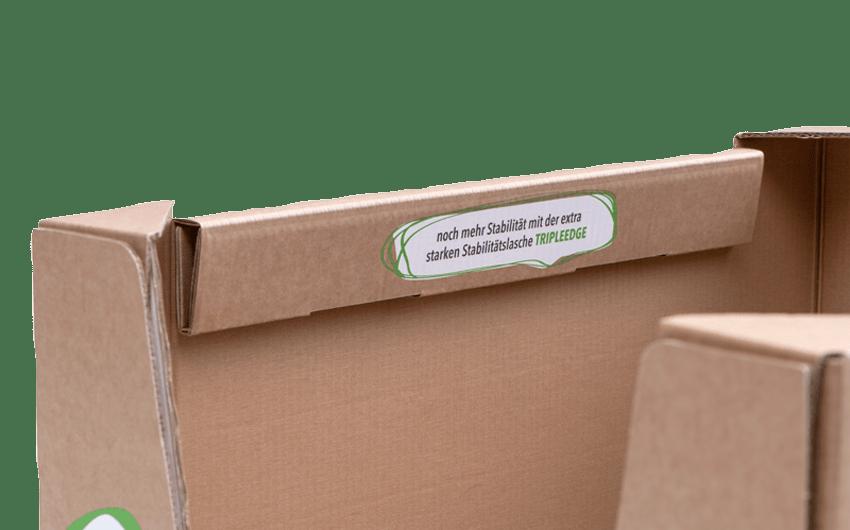 Maistapack Stabile Stapelkante