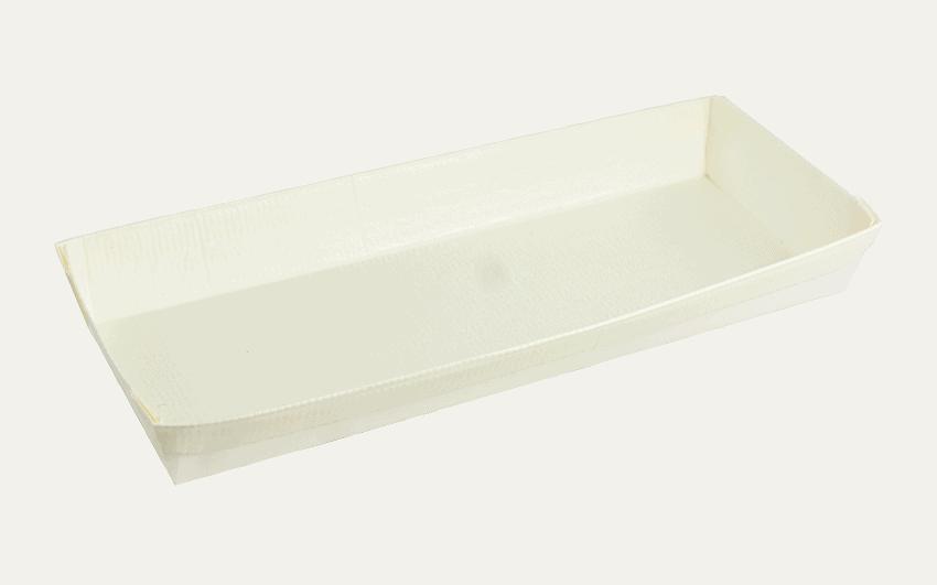 Kartonschale für Backofen oder Mikrowelle geeignet